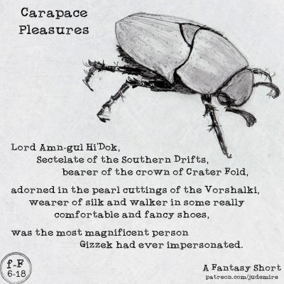 Carapace Pleasures