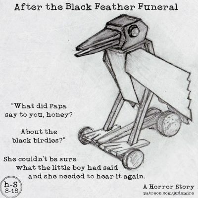 After the Black Feather Funeral