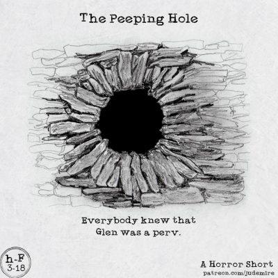 The Peeping Hole