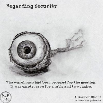 Regarding Security
