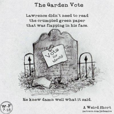 The Garden Vote