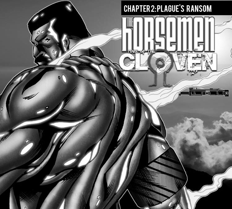 Mark of the Cloven: Plague's Ransom